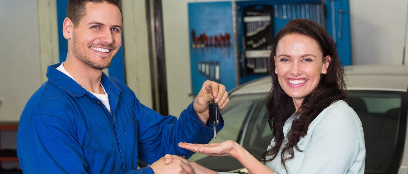 waynes automotive and towing happy customer